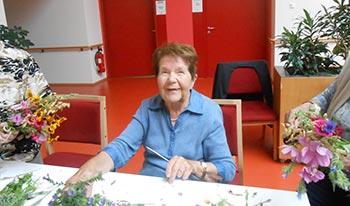 Aktivierung im Seniorenzentrum Josefspark